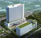 3D医院鸟瞰图